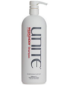 UNITE WEEKENDER Shampoo, 33.8-oz., from PUREBEAUTY Salon & Spa
