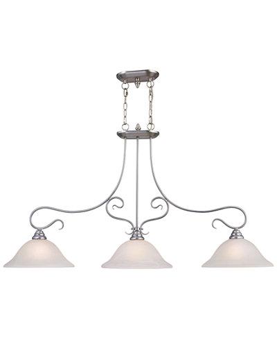 Livex coronado 3 light pendant