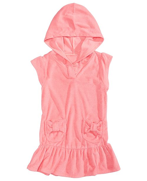 092af1fb88be Summer Crush Hooded Bows Cover-Up
