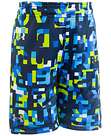 Under Armour Printed Reversible Shorts, Toddler Boys