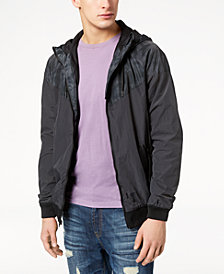 Univibe Men's Venga Pattern-Blocked Jacket