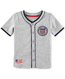 Carter's Cotton Baseball Jersey, Little Boys