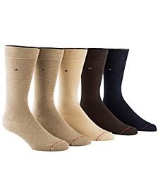 Dress Socks, 5 Pack