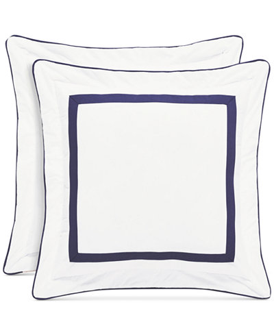 Betsy White 18 Square Decorative Pillow