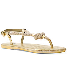 MICHAEL Michael Kors Holly Flat Jelly Sandals