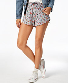 Love Tribe Juniors' Looney Tunes Printed Shorts