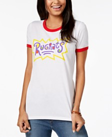 Love Tribe Juniors' Rugrats Graphic-Print T-Shirt