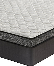 "MacyBed by Serta  Basics 5"" Firm Foam Mattress Set - California King, Created for Macy's"