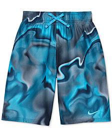 Nike Printed Swim Trunks, Big Boys