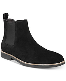 Dr. Scholl's Men's Credence Suede Chelsea Boots