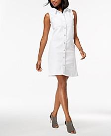 Denim Shirtdress, Created for Macy's