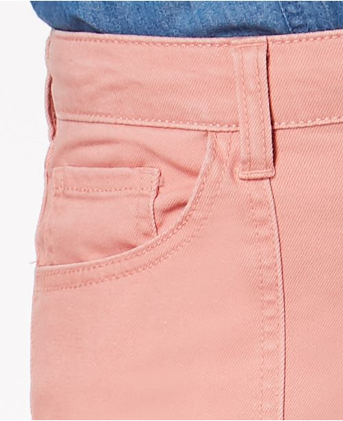 Created Rose amp; Jeans Capri Brushed Style Front Co Seam for Macy's ndqRBwYxS