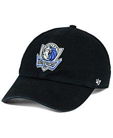 '47 Brand Dallas Mavericks CLEAN UP Cap