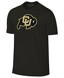 New Agenda Men's Colorado Buffaloes Big Logo T-Shirt