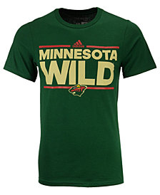 adidas Men's Minnesota Wild Dassler Local T-Shirt