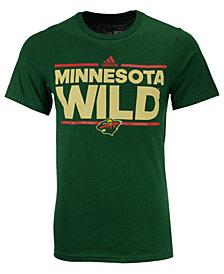 adidas Men's Minnesota Wild Dassler Local T-Shirt