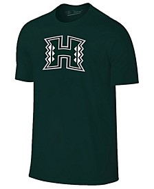 Men's Hawaii Warriors Big Logo T-Shirt
