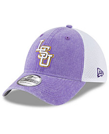 New Era LSU Tigers Washed Neo 39THIRTY Cap