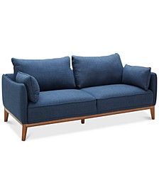 "Jollene 78"" Fabric Sofa, Created for Macy's"