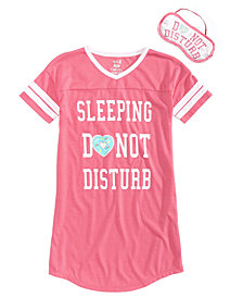 Max & Olivia Breakfast Besties Nightgown, Big Girls