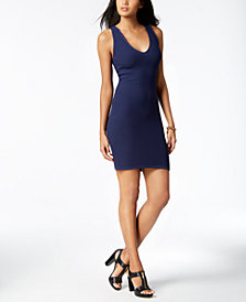 MICHAEL Michael Kors Bodycon Sweater Dress