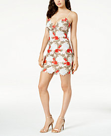 GUESS Farisa Crochet-Lace Dress