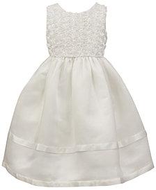 Jayne Copeland Soutache Rose Dress, Toddler Girls