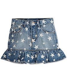 Levi's® Alessandra Skooter Skirt, Toddler & Little Girls (2T-6X)
