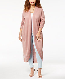 Love Scarlett Plus Size Duster Cardigan