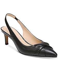 Franco Sarto Dianora Slingback Pointed-Toe Pumps
