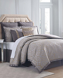 Charisma Carlisle 4-Pc. Queen Duvet Cover Set