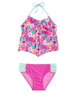 Summer Crush 2-Pc. Floral-Print...