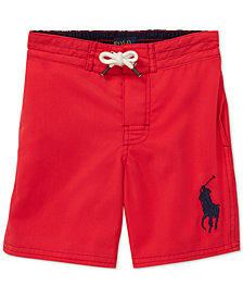 Polo Ralph Lauren Swim Trunks, Toddler Boys