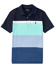 Polo Ralph Lauren Colorblocked Polo, Big Boys