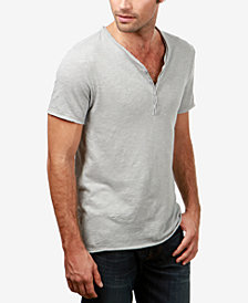 Lucky Brand Men's Henley T-Shirt