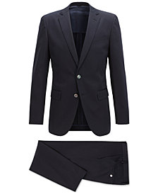 BOSS Men's Slim-Fit Stretch Suit
