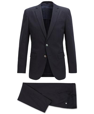 BOSS Men's Slim-Fit Stretch Suit