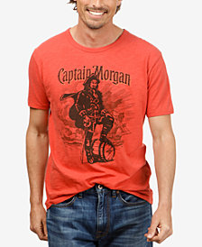 Lucky Brand Men's Captain's Graphic-Print T-Shirt