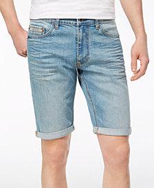 Calvin Klein Jeans Men's Sun & Ocean Five-Pocket Denim Shorts