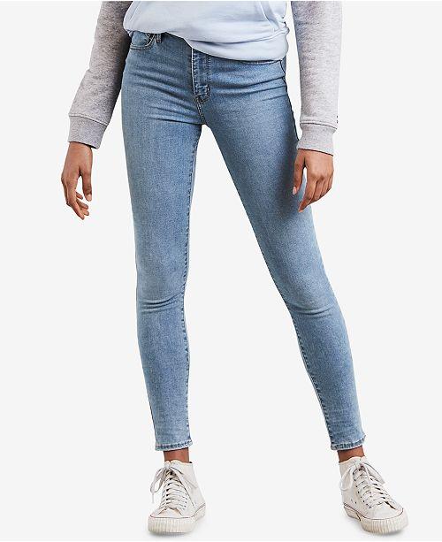 b4a8be499d38 Levi s 720 HyperSculpt High-Rise Super-Skinny Jeans   Reviews ...