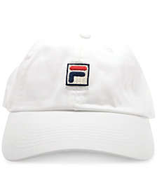 Fila Heritage Cotton Baseball Cap