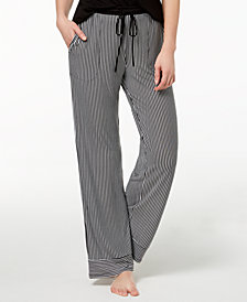 DKNY Striped Pajama Pants