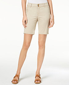 Lee Platinum Tailored Chino Bermuda Shorts