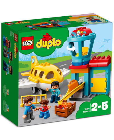 Lego Duplo Airport Toys Games Kids Baby Macy S