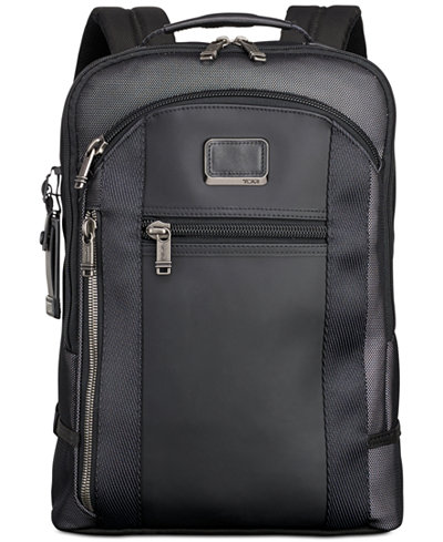 Tumi Men's Alpha Bravo Davis Backpack