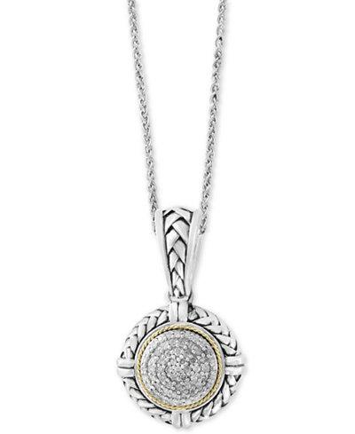 Balissima by EFFY® Diamond Cluster 18
