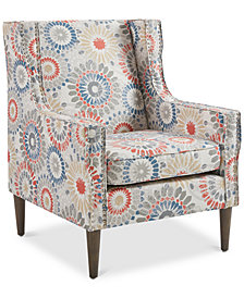 Andrei Accent Chair, Quick Ship