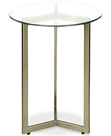 Manhattan Accent End Table, Quick Ship