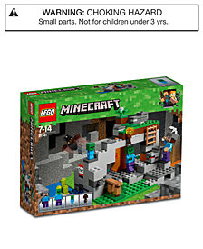 LEGO® Minecraft The Zombie Cave 21141