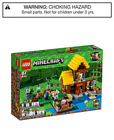 LEGO® Minecraft The Farm Cottage 21144